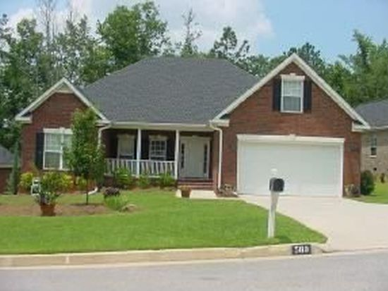 580 Farmington Cir, Evans, GA 30809