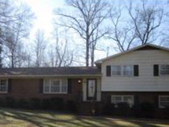 1842 Littlejohn Ln W, Burlington, NC 27217
