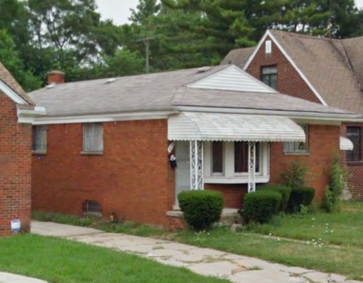 9172 Whitcomb St, Detroit, MI 48228