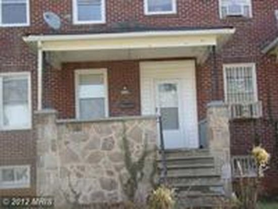 4205 Granada Ave, Baltimore, MD 21215