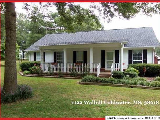 1122 Walhill Rd, Coldwater, MS 38618