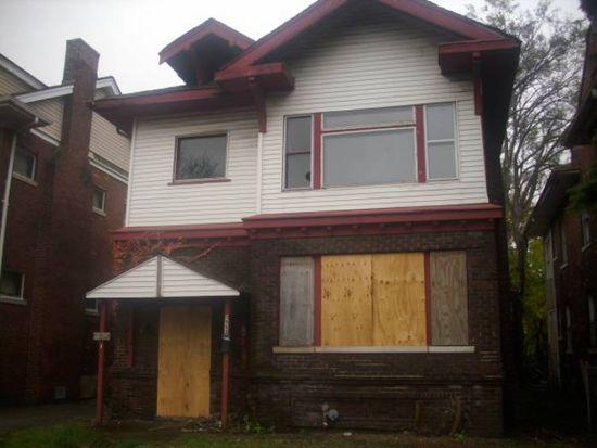 1993 Tuxedo St, Detroit, MI 48206