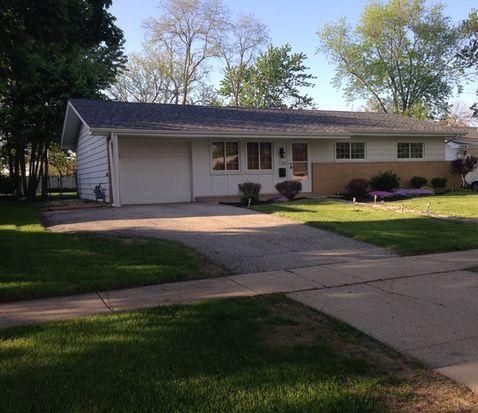 730 Alcoa Ln, Hoffman Estates, IL 60169