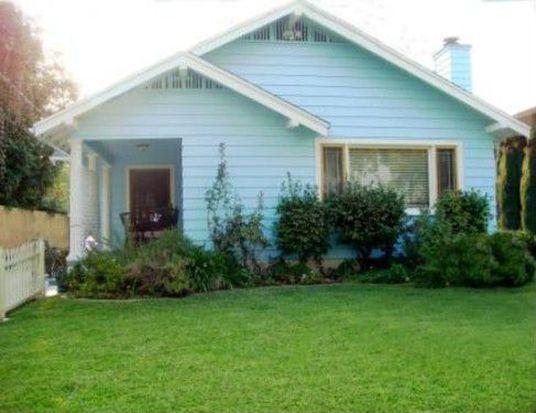 51 N Roosevelt Ave, Pasadena, CA 91107