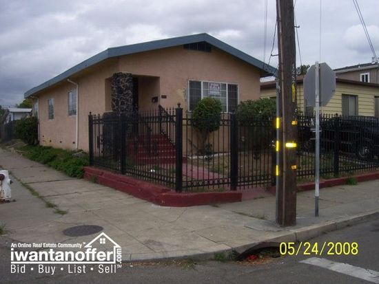 2301 87th Ave, Oakland, CA 94605