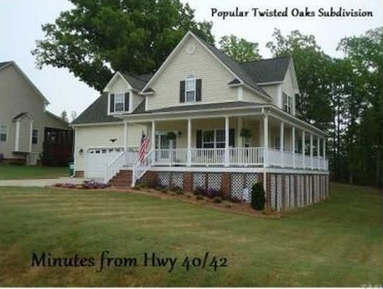 208 Great Oak Dr, Garner, NC 27529