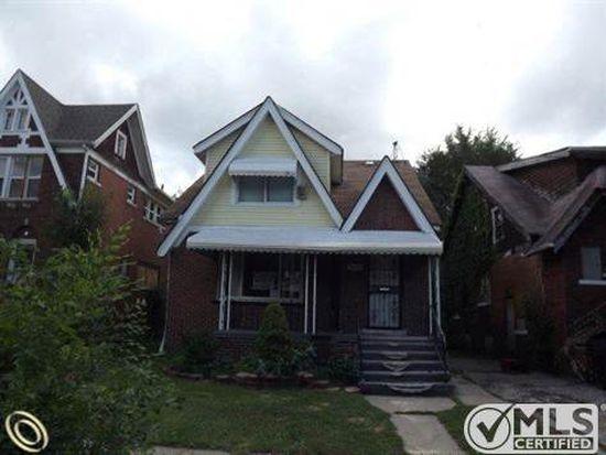 15430 Mendota St, Detroit, MI 48238