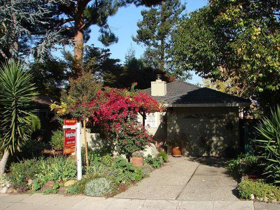 1309 Sunnyslope Ave, Belmont, CA 94002