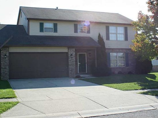 345 Pomona Ct, Greenfield, IN 46140