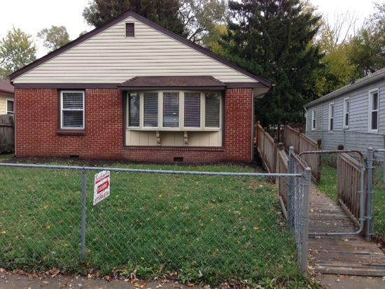 4421 Kingsley Dr, Indianapolis, IN 46205