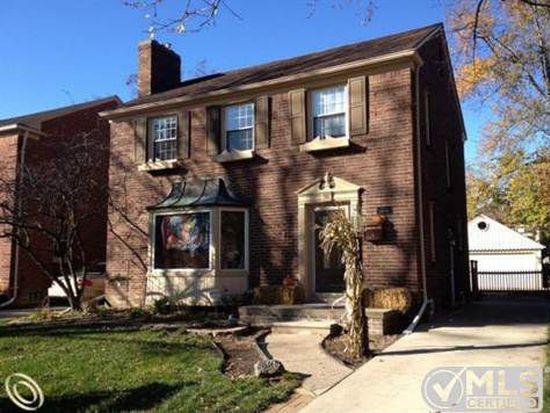 821 N Melborn St, Dearborn, MI 48128
