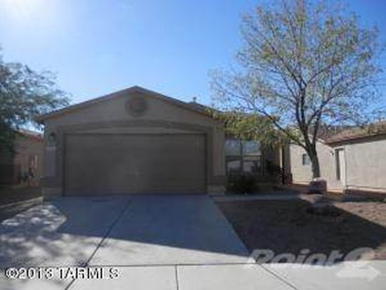 8114 S Sunny Sky Pl, Tucson, AZ 85747