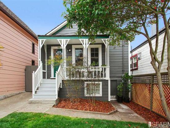 166 Chilton Ave, San Francisco, CA 94131