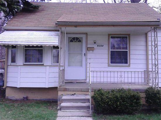 9354 Pierson St, Detroit, MI 48228
