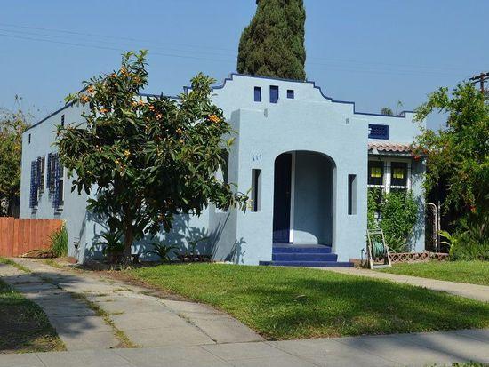 717 N Mccadden Pl, Los Angeles, CA 90038