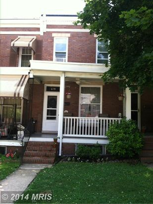 629 W 33rd St, Baltimore, MD 21211