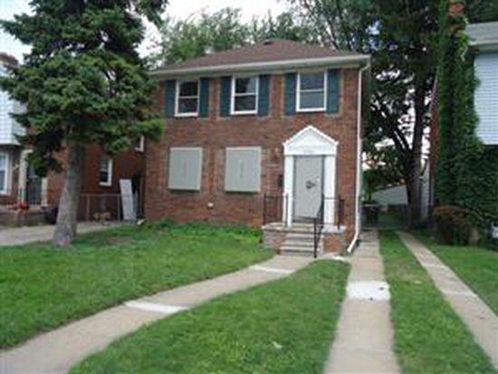 18960 Hartwell St, Detroit, MI 48235