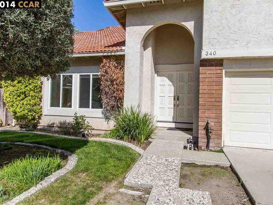 340 Santa Cruz Pl, San Ramon, CA 94583