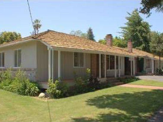 2067 Oakwood Dr, Palo Alto, CA 94303