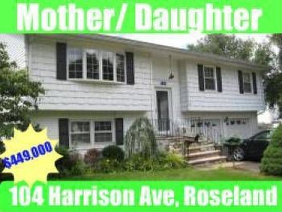104 Harrison Ave, Roseland, NJ 07068