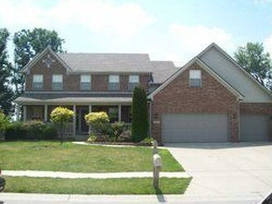 7903 Meadow Bend Dr, Indianapolis, IN 46259