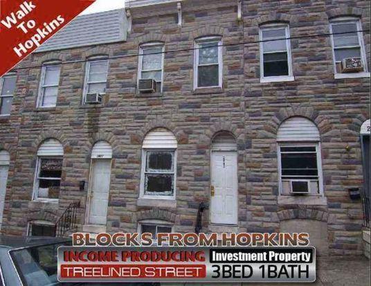 2605 Jefferson St, Baltimore, MD 21205