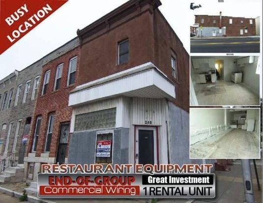 240 N Luzerne Ave, Baltimore, MD 21224