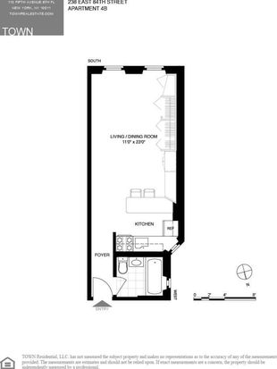 238 E 84th St APT 4B, New York, NY 10028