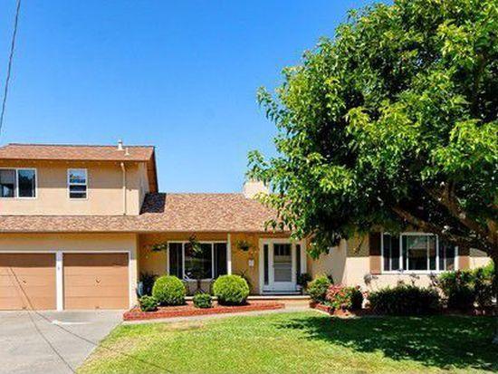 615 Galerita Way, San Rafael, CA 94903