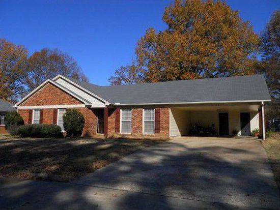 6106 Blue Springs Ave, Bartlett, TN 38134