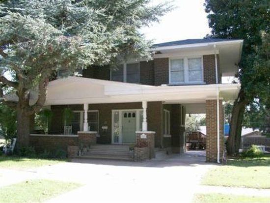 107 N Robberson Ave, Wynnewood, OK 73098