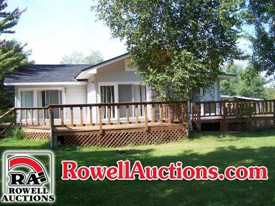 W7738 Maxwell Rd, Tomahawk, WI 54487