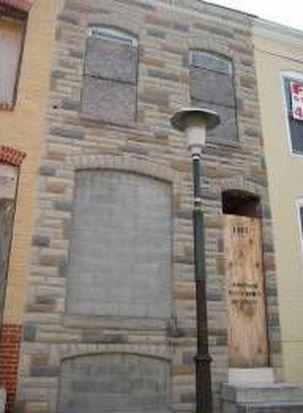 1917 W Fairmount Ave, Baltimore, MD 21223