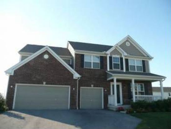 5751 Little Red Rover St, Groveport, OH 43125