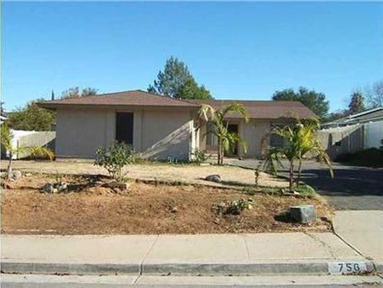 756 El Caminito Rd, Fallbrook, CA 92028