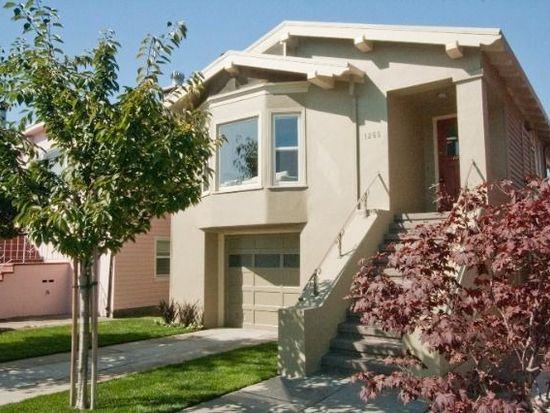 1265 31st Ave, San Francisco, CA 94122