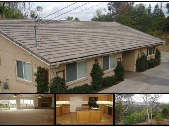 1714 Foss Rd, Alpine, CA 91901