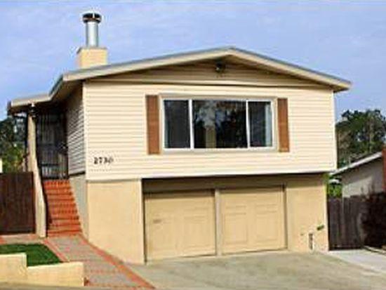 2730 Sherwood Dr, San Bruno, CA 94066