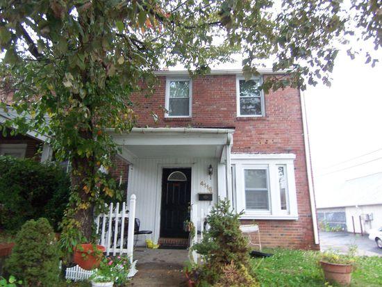 4116 Glenarm Ave, Baltimore, MD 21206