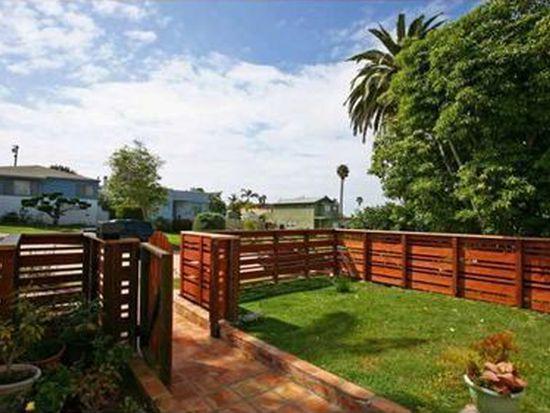 4646 Del Monte Ave, San Diego, CA 92107