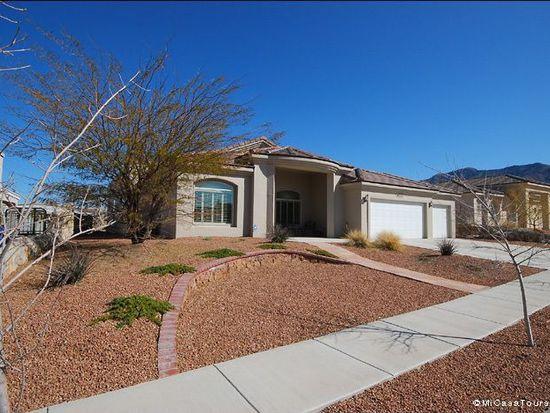 6521 Bear Cat Ridge Dr, El Paso, TX 79912