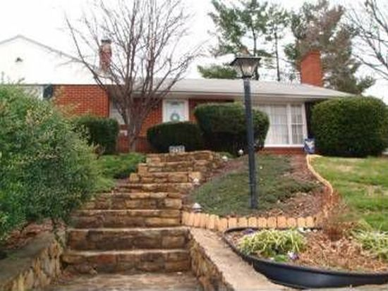 2464 Westmont St NW, Roanoke, VA 24012