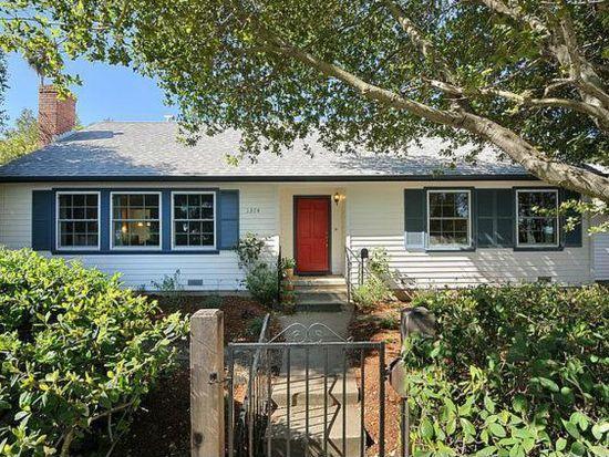 1374 Sunnyslope Ave, Belmont, CA 94002