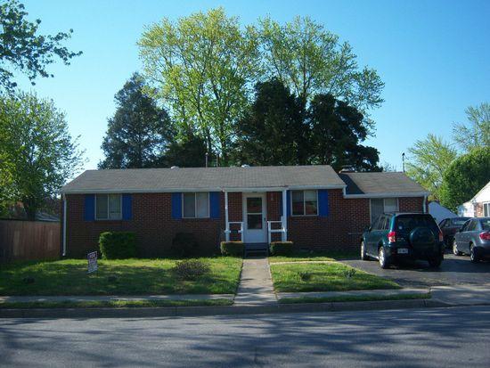 1516 Seward Dr, Hampton, VA 23663