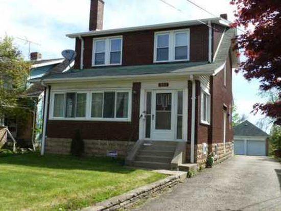 302 Mccutcheon Ln, Pittsburgh, PA 15235
