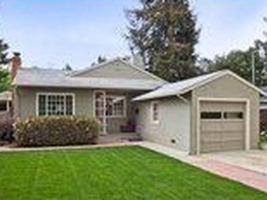 2220 Saint Francis Dr, Palo Alto, CA 94303