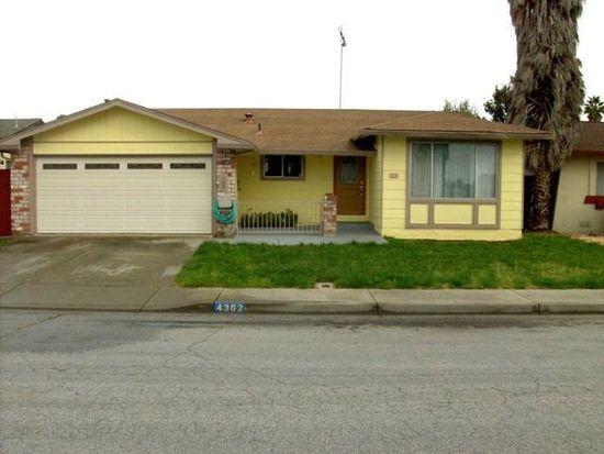 4362 Pecos Ave, Fremont, CA 94555
