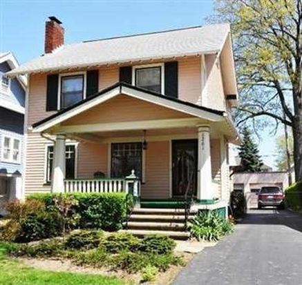 1261 French Ave, Lakewood, OH 44107