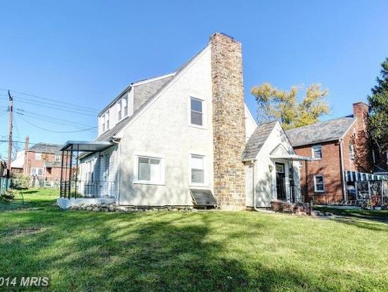 3612 Rosedale Rd, Baltimore, MD 21215