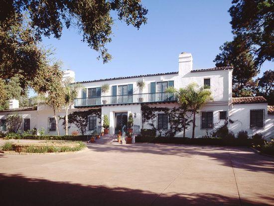 281 Hot Springs Rd, Santa Barbara, CA 93108